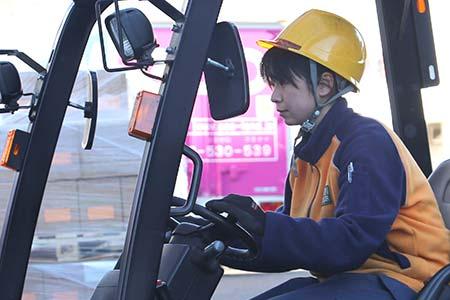 ウインローダー ドライバー採用