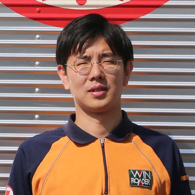 飯島大貴 将来は経営陣を目指して勉強中です。